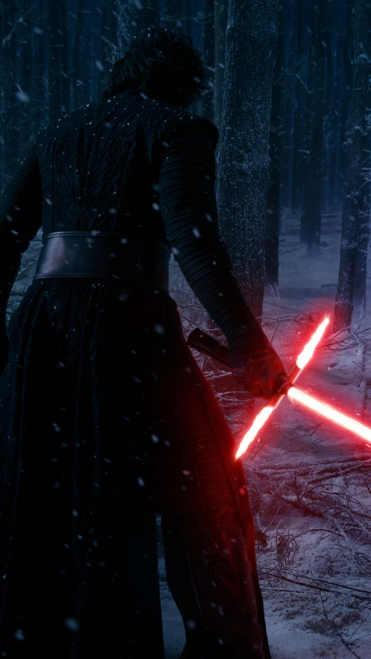 Movie Star Wars Episode VII: The Force Awakens Star Wars John Boyega Finn Rey Daisy Ridley Kylo Ren.