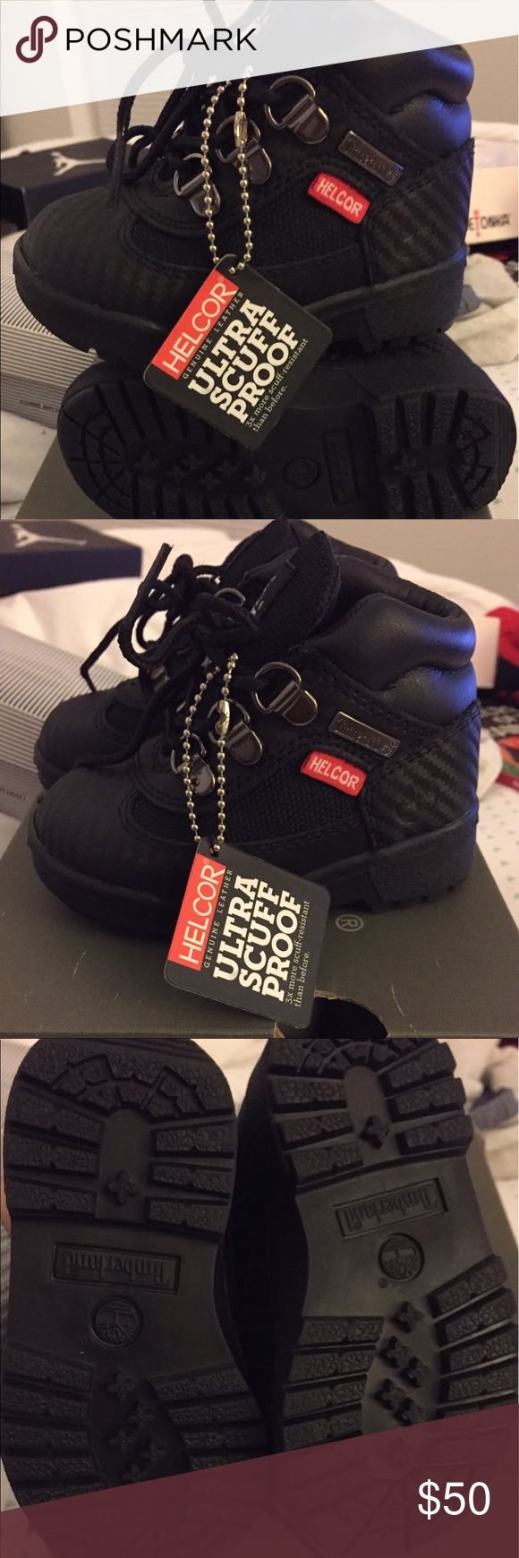 Timberland toddler boot size 6t New ultra scuff proof toddler timberland boot in Excellent condition, box kept. Timberland Shoes Boots