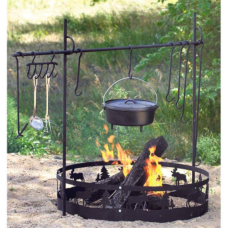 Guide Gear Campfire Cook Set -Sportsman's Guide. $50