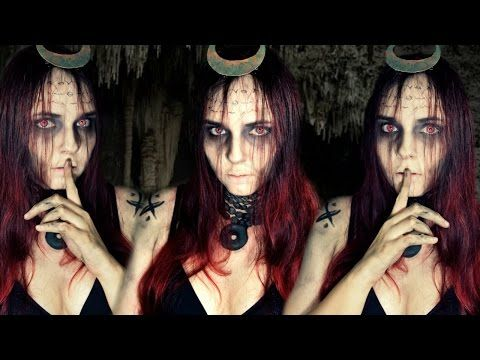 Enchantress SUICIDE SQUAD ; Maquillaje para Halloween - YouTube  #enchantress #suicidesquad