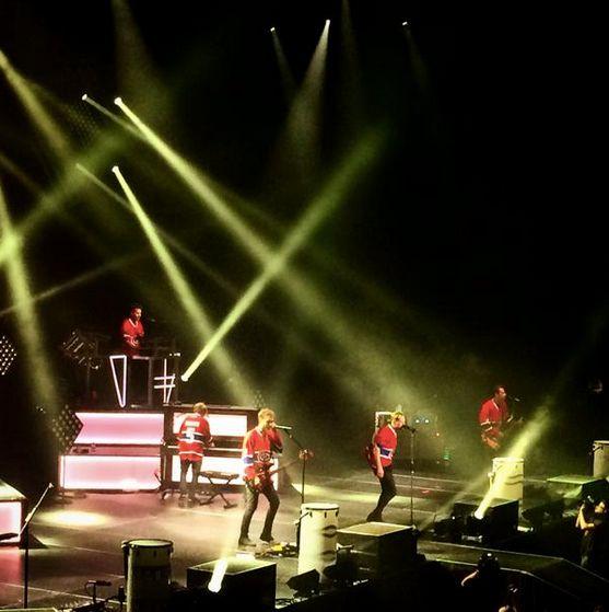OneRepublic Montreal Apr 20 2015