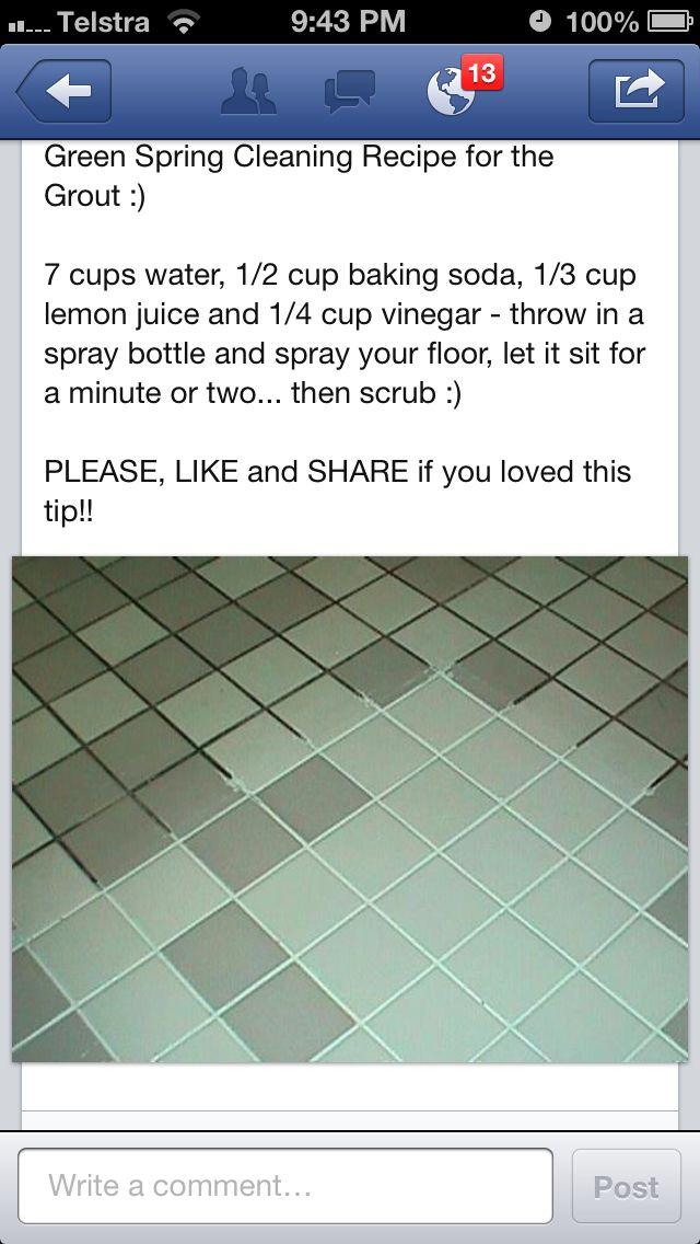 Best 25+ Bathroom tile cleaner ideas on Pinterest | Home ...