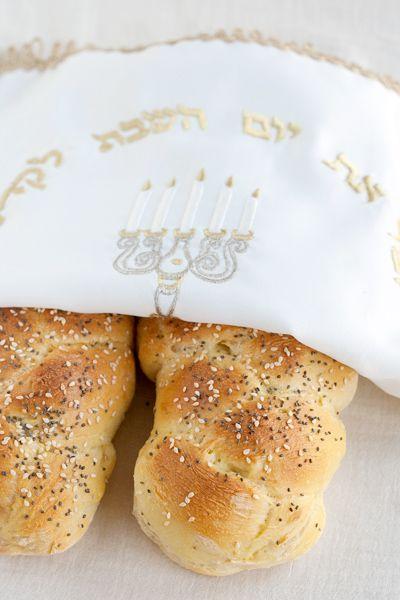 Ricetta Challah con la pasta madre - Labna