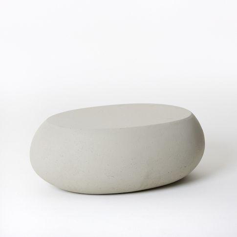 www.westelm.com > Pebble Coffee Table   west elm > $239