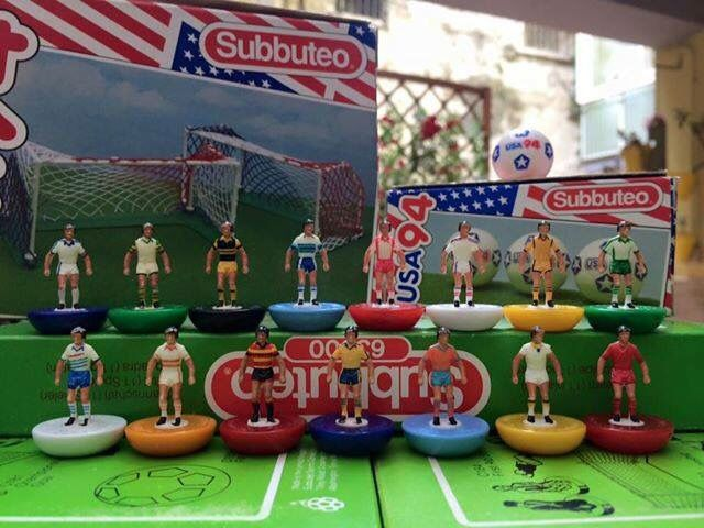 Complete nasl subbuteo subbuteo table soccer pinterest - Who invented table football ...
