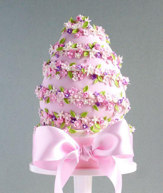 Gorgeous Easter cake