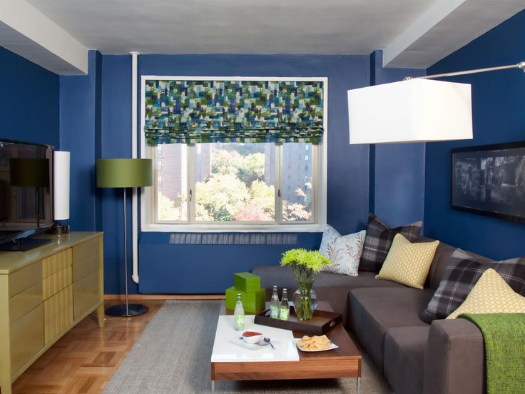 Making the Most of a Small, Multipurpose Space | Interior Design Styles and Color Schemes for Home Decorating | HGTV