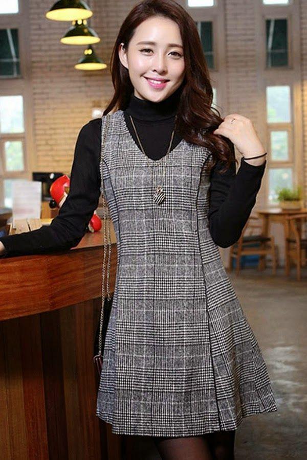 Estupendos vestidos de moda para la oficina | Vestidos de trabajo