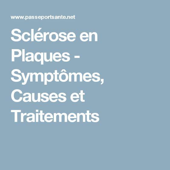 Sclérose en Plaques - Symptômes, Causes et Traitements