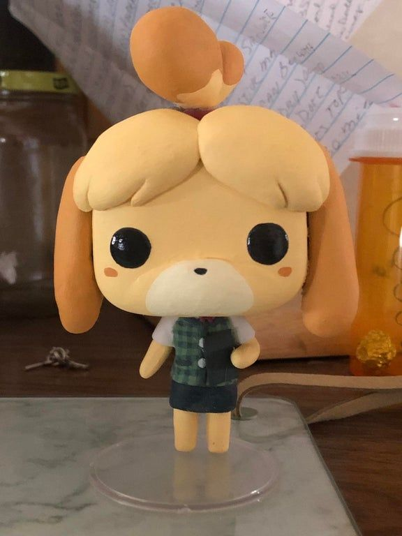 Isabelle From Animal Crossing Animal Crossing Funko Funko Pop
