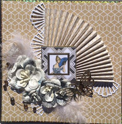 Artdeco Creations Brands: Brisbane Papercraft Expo by Tracey Cooley