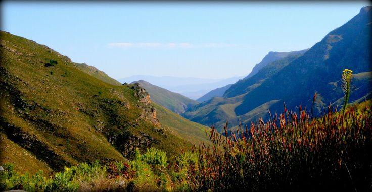 Boesmanskloof Hiking Trail(McGregor side) in McGregor, Western Cape