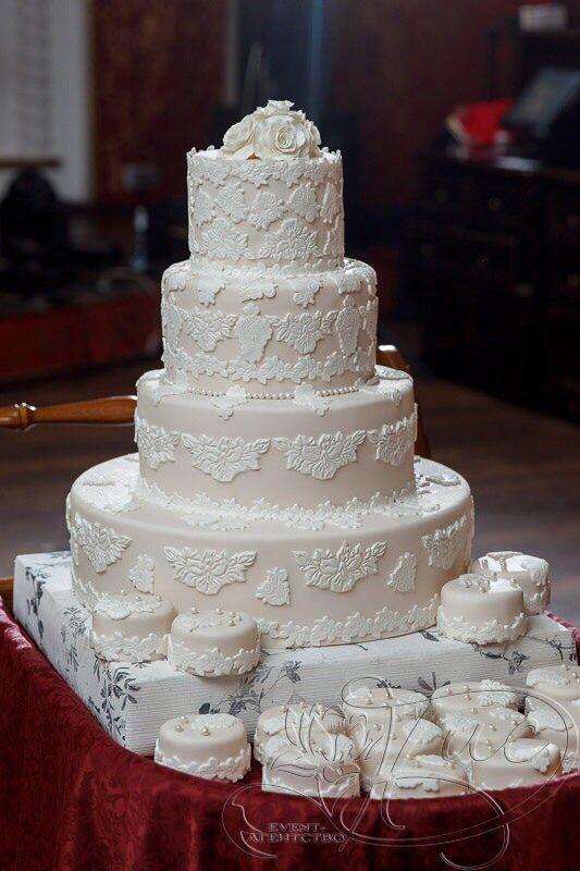Торт. Свадебный торт