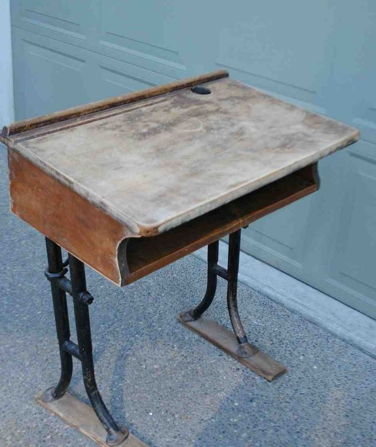 old wooden school desks for sale - School Desk Design