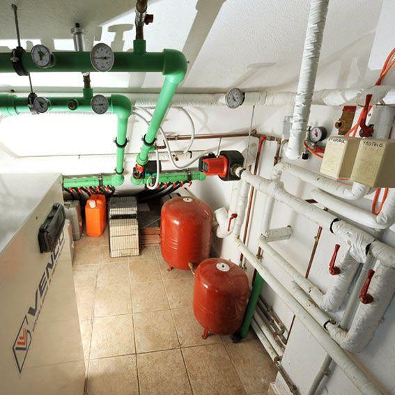 γεωθερμια σε κατοικία στο Πικέρμι