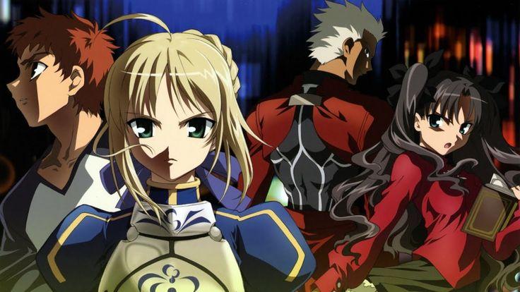 Fate/Stay Night PC Opening HD [2004]