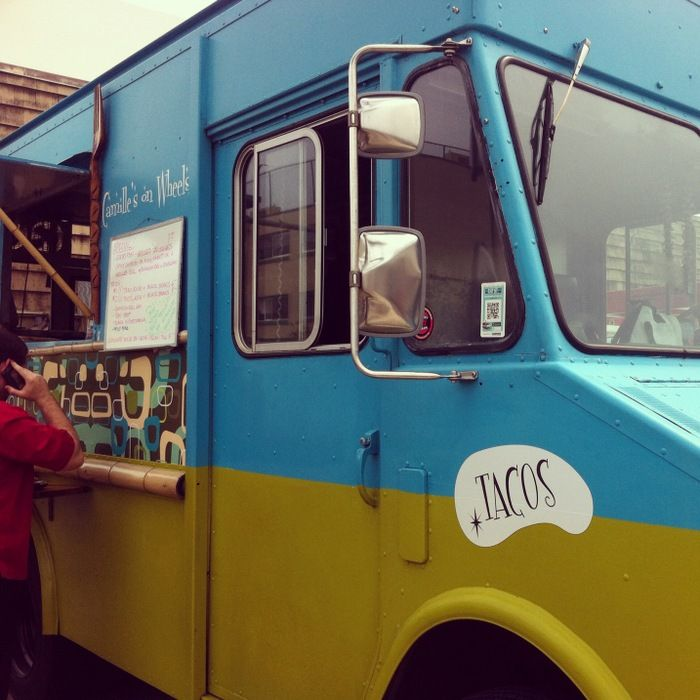 Camille S On Wheels Food Truck