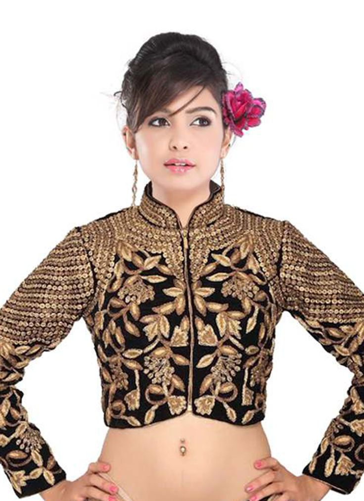 Net Blouse Bulk Collection With Embroidered Wrok