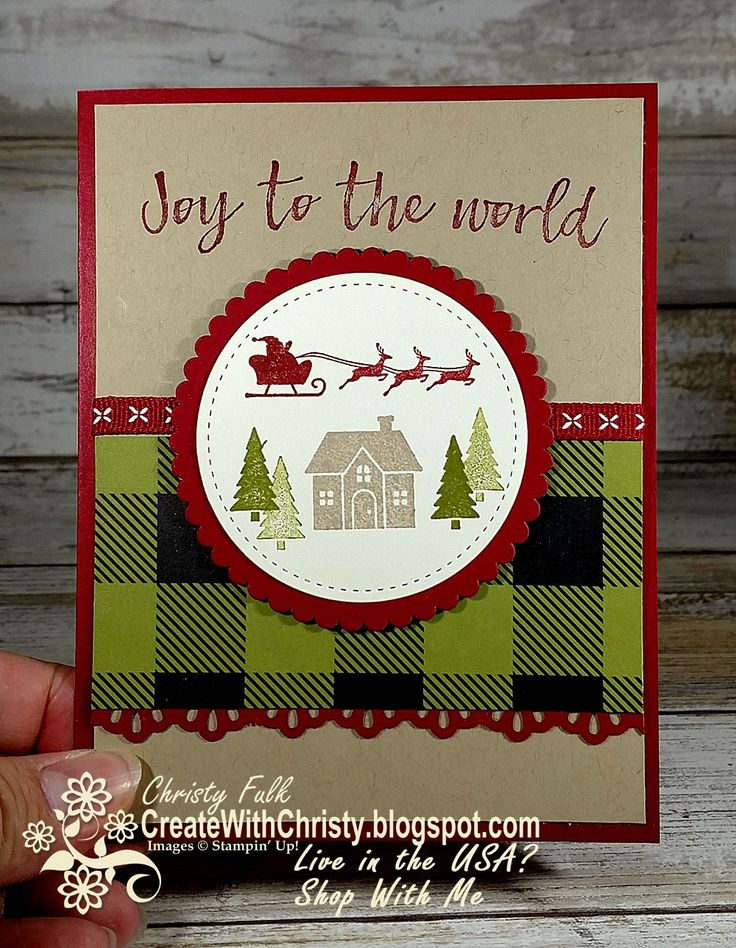 Stampin' Up! Hearts come home,