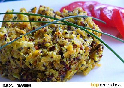 Cuketa s quinoou recept - TopRecepty.cz