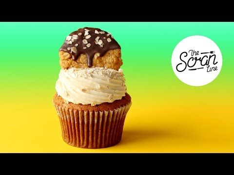 ANZAC DAY COOKIE CUPCAKES + NOW HIRING - The Scran Line - YouTube
