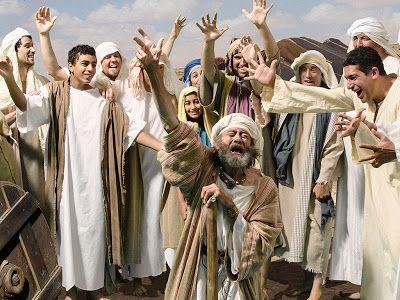 Série: José: Amargura, traição e bênção - Boa notícia de uma terra estrangeira # 13