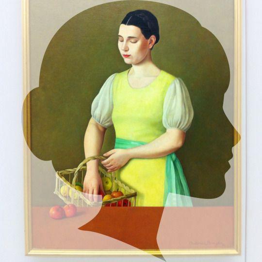 Painter Antonio Donghi
