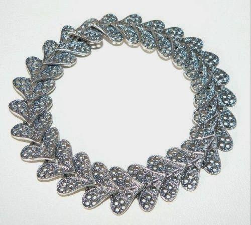 u Oli: Kolia srebro oksydowane