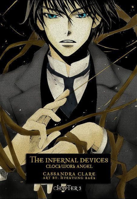 Will in The Infernal Devices Manga.