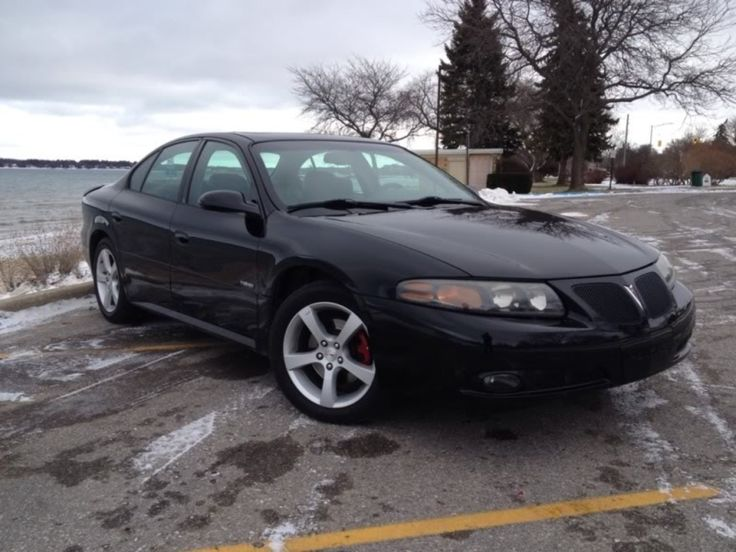 My 2005 Pontiac Bonneville GXP Love this car!!!