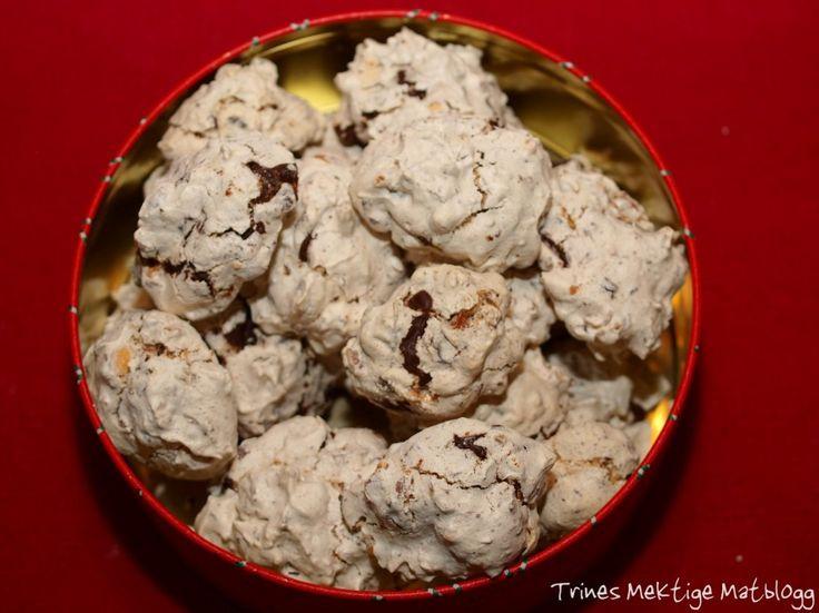 7 slag konfekt til jul - TRINEs MATblogg