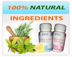 Fertility pills for men and women. Natural herbal remedies that can improve your chances of conceiving a baby and having a healthy and safe pregnancy.