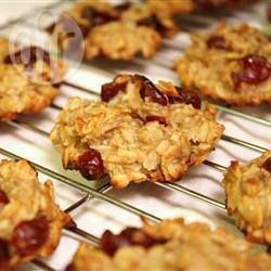 Healthy Banana and Oat Biscuits @ allrecipes.com.au