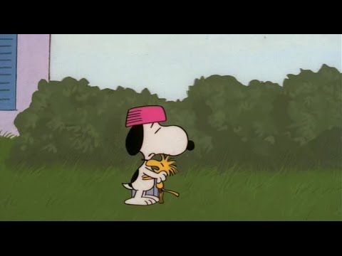 Snoopy's Workout - YouTube