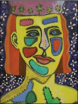 creative art therapy on schizophrenia Cognitive-behavioral therapy (cbt) in schizophrenia was originally developed to provide additional treatment for residual symptoms, drawing on the principles and.