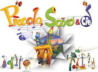 Le blog de Cathnounourse: Piccolo, Saxo & Cie