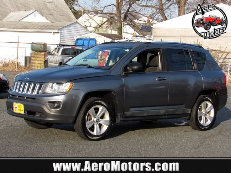 Used 2011 Jeep Compass 2WD for sale in Essex, MD 21221