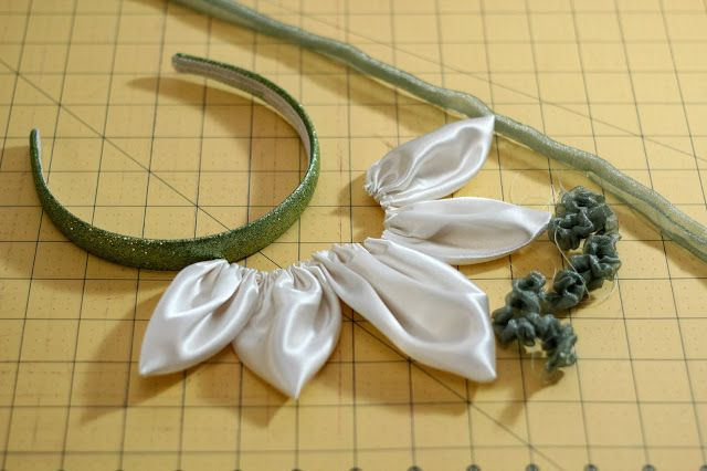 Tiana Crown Tutorial ~ Peaches and Bees