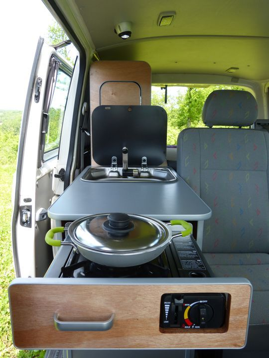 Les 20 meilleures id es de la cat gorie amenagement for Amenagement interieur camping car