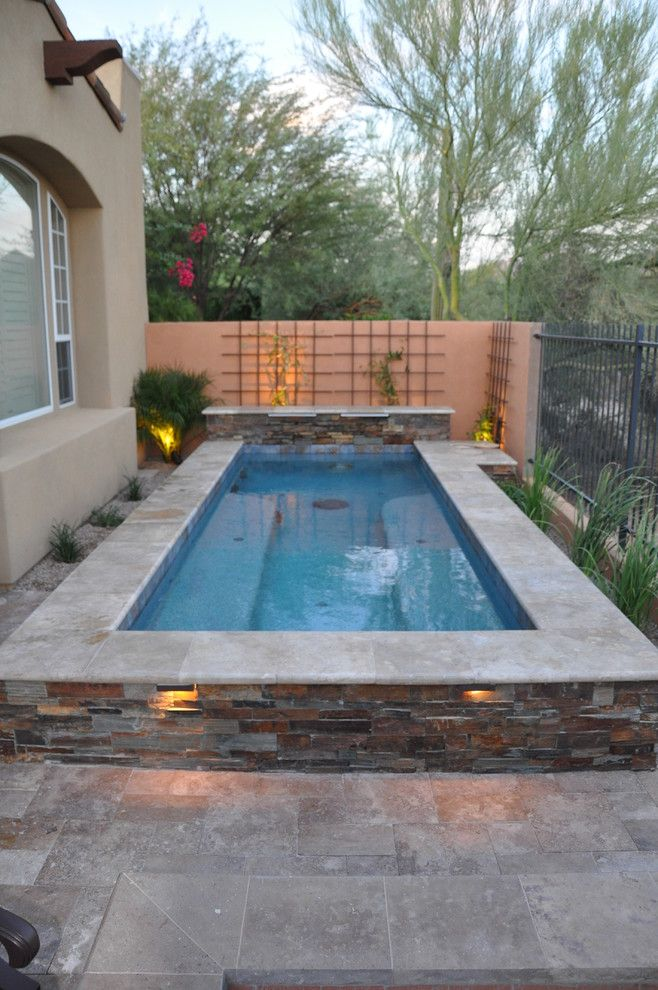 Contemporary Pool best 25+ contemporary pool and spa ideas on pinterest | rooftop