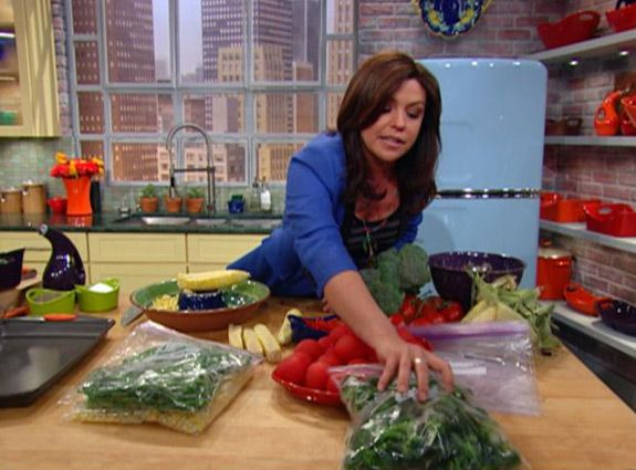 Rach's #Tips for Storing Produce