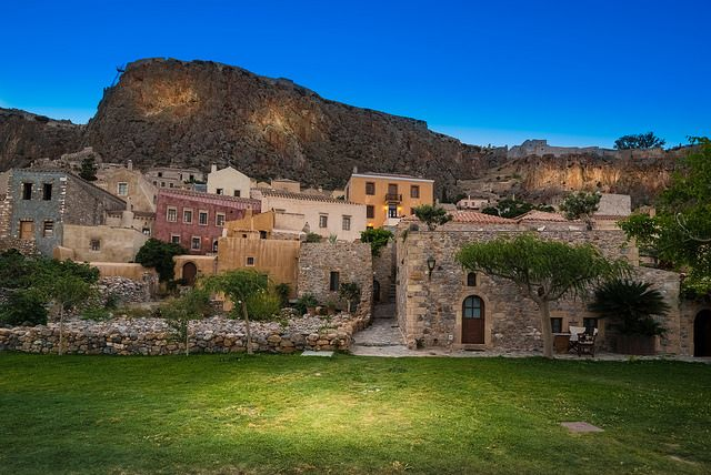 Monemvasia / Greece #monemvasia #greece #travel #europe #lakonia #nikon_d750 #landscape #Λακωνια #Ελλαδα #Πελοποννησος #peloponnese #Μονεμβασια #architecture #buildings
