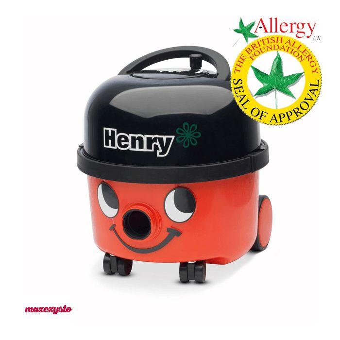 Numatic Odkurzacz Antyalergiczny Henry Micro HVR200M-21 .Odkurzacz Numatic HVR 200 M Henry Micro posiada dokładnie te same dane techniczne jak standardowy odkurzacz Henry, ale dodatkowo został wyposażony w ekskluzywny Filtr MicroTex spełniający najwyższe standardy filtracji alergenów ? dane wg Brytyjskiego Stowarzyszenia Alergologicznego (British Allergy Foundation). Profesjonalna specyfika odkurzacza Henry Micro jest dodatkowym atutem urządzenia....