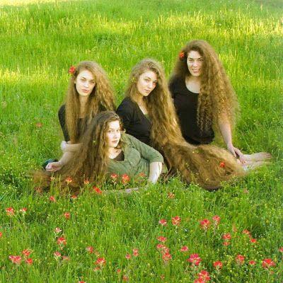 Comunidad del cabello largo