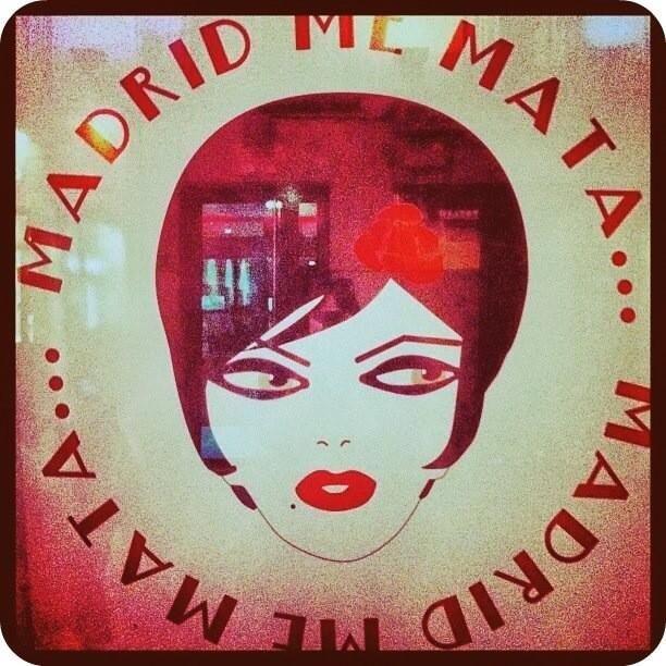 Twitter / EstherBazo: Madrid me mata... Me inspira, me hace más fuerte e imaginativa :D