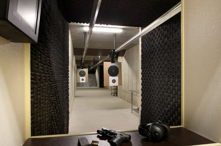 Home Indoor Shooting Range Save those thumbs & bucks w/ free shipping on this magloader I purchased mine http://www.amazon.com/shops/raeind  No more leaving the last round out because it is too hard to get in. And you will load them faster and easier, to maximize your shooting enjoyment.  loader does it all easily, painlessly, and perfectly reliably