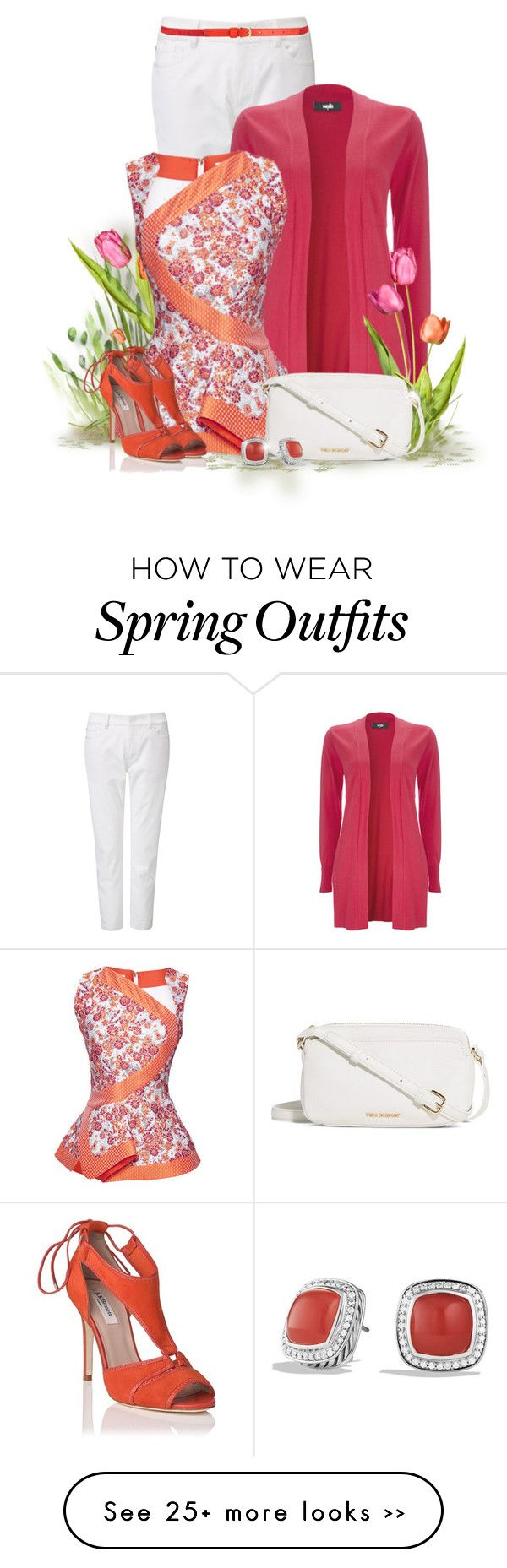 """""""Step Into Spring!"""" by moomoofan1972 on Polyvore"""