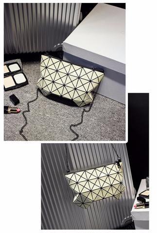 Women fashion handbags Madam geometric goint casual