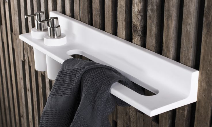 Copenhagen Bath - Ystad towel holder