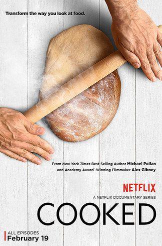Cooked | 14 séries e filmes na Netflix para quem ama comida